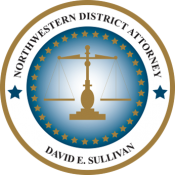 Northwestern District Attorney seal